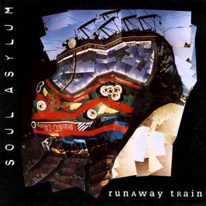 Soul Asylum - Runaway Train - single cover