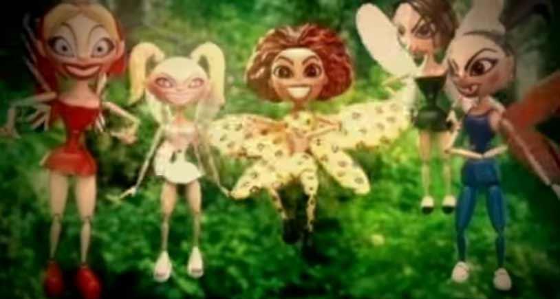 Spice Girls - Viva Forever - Official Music Video
