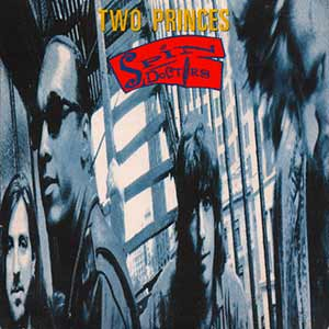 Spin Doctors - Two Princes - Single Cover