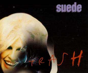 Suede - Trash - single cover