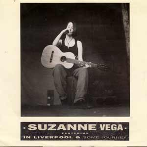 Suzanne Vega - In Liverpool - single cover
