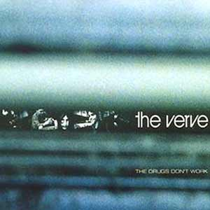The Verve - The Drugs Don't Work - single cover