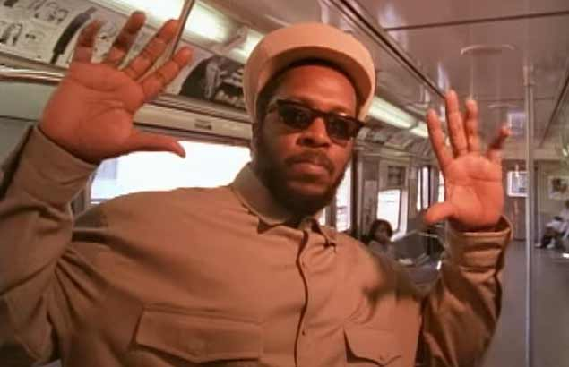 Ini Kamoze - Here Comes the Hotstepper - Official Music Video