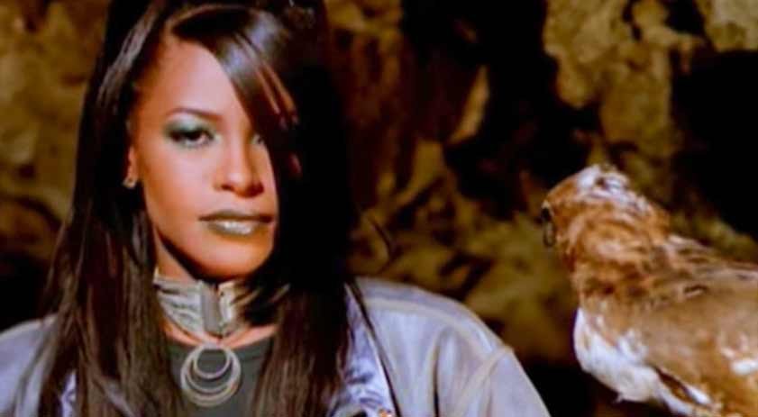 Aaliyah - Are You That Somebody - Official Music Video
