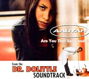 Aaliyah - Are You That Somebody - single cover