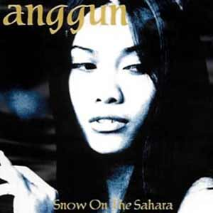 Anggun - Snow On The Sahara - single cover