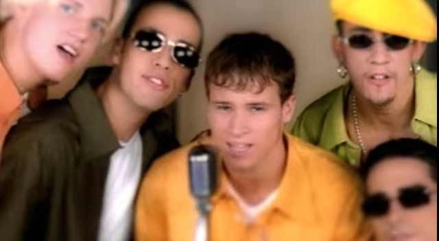 Backstreet Boys - All I Have To Give - Official Music Video
