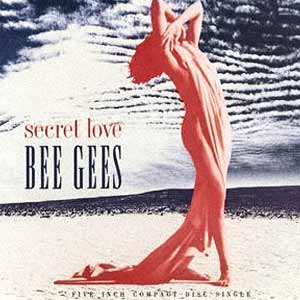 Bee Gees - Secret Love - single cover