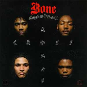 Bone Thugs-n-Harmony - Tha Crossroads - single cover