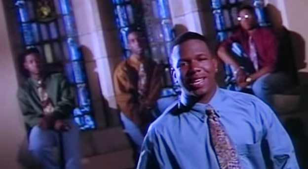 Boyz II Men - End Of The Road - Official Music Video