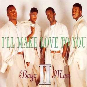 Boyz II Men - I'll Make Love To You - single cover