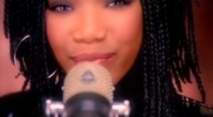 Brandy - Baby - Official Music Video