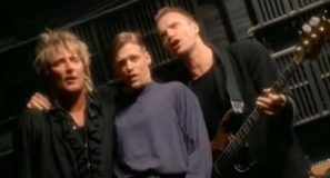 Bryan Adams, Rod Stewart and Sting - All For Love - Official Music Video