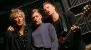 Bryan Adams, Rod Stewart and Sting - All For Love