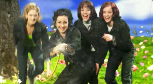 B*Witched - C'est la vie - Official Music Video