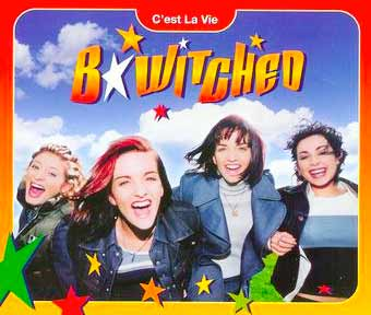 B*Witched - C'est la vie - single cover