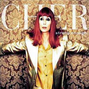 Cher - Strong Enough - single cover