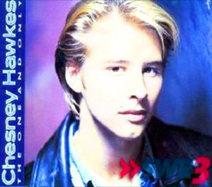 Chesney Hawkes - The One And Only - single cover
