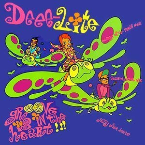 Deee-Lite - Groove Is In The Heart - single cover