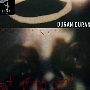 Duran Duran - Out of My Mind - single cover