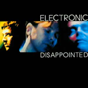 Electronic - Disappointed - single cover