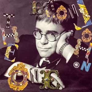 Elton John - The One - single cover