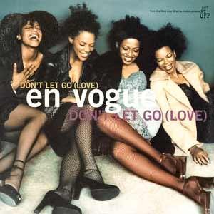 En Vogue - Don't Let Go (Love) - single cover