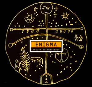 Enigma - Return To Innocence - single cover