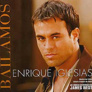 Enrique Iglesias - Bailamos - single cover