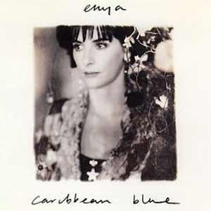 Enya - Caribbean Blue - single cover