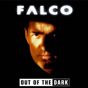 Falco - Out Of The Dark - single cover