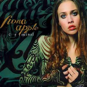 Fiona Apple - Criminal - single cover