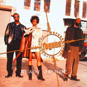 The Fugees - Ready or Not - single cover