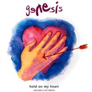 Genesis - Hold On My Heart - single cover