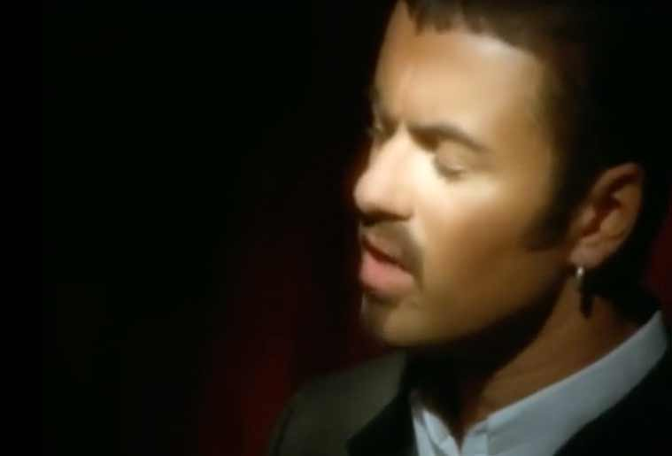George Michael - Jesus To A Child - Official Music Video