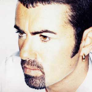 George Michael - Jesus To A Child - single cover