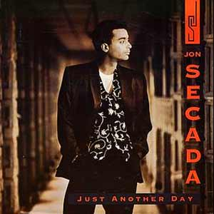 Jon Secada - Just Another Day - single cover