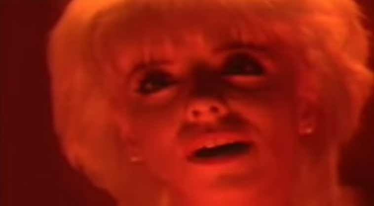 Julee Cruise - Falling - Official Music Video - twin peaks
