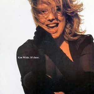 Kim Wilde - It's Here - single cover
