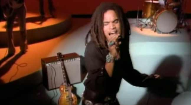 Lenny Kravitz - It Ain't Over Til It's Over - Official Music Video