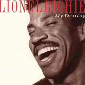 Lionel Richie - My Destiny - single cover