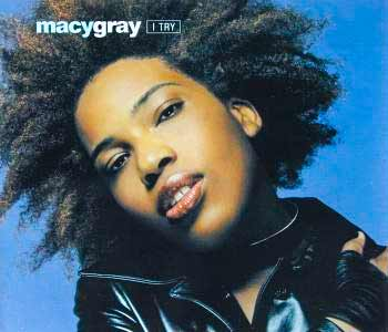 Macy Gray - I Try - single cover