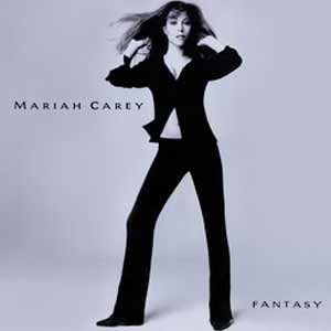 Mariah Carey - Fantasy - single cover