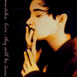 Martika - Love...Thy Will Be Done - single cover