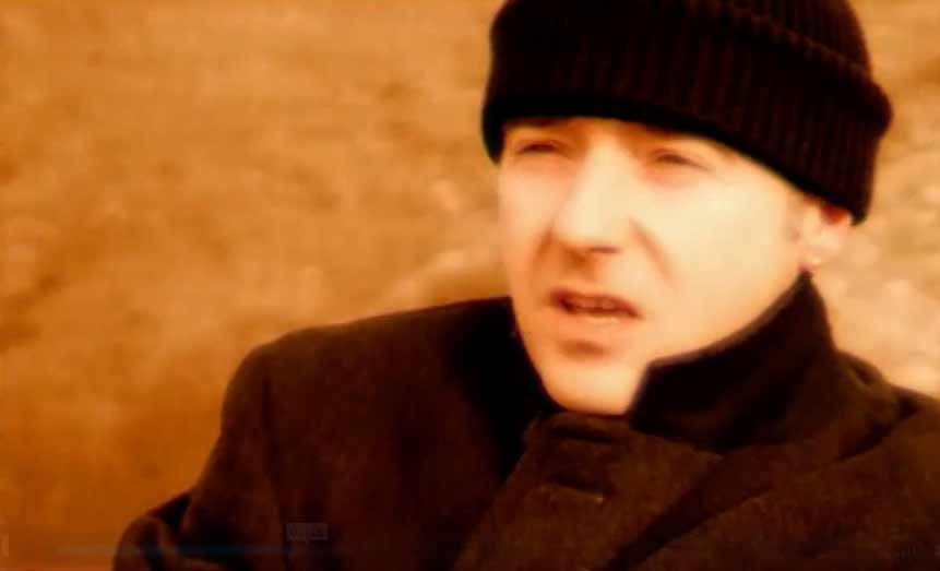 Midge Ure - Breathe - Official Music Video