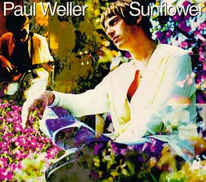 Paul Weller - Sunflower - single cover