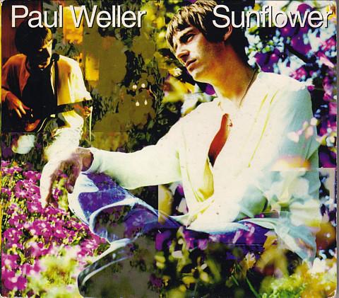 Paul Weller - Sunflower - single cover