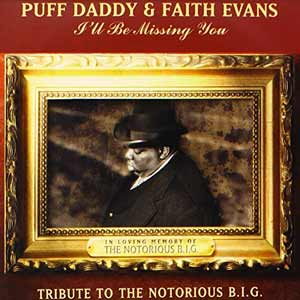 Puff Daddy & Faith Evans feat. 112 - single cover