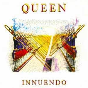 Queen - Innuendo - single cover