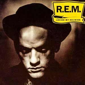 R.E.M. - Losing My Religion - single cover